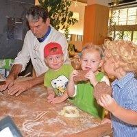 Eltern-Talk über Kinderernährung mit Ernährungswissenschaftlerin Frau Dr. Nichterl