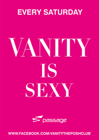 Vanity is Sexy!@Babenberger Passage