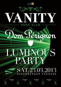 Vanity pres. Dom Perignon Luminous Party