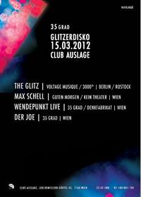 35 Grad Glitzerdisko / The Glitz