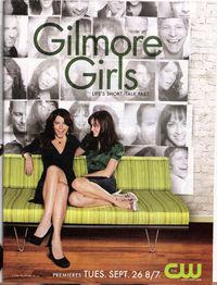 Gruppenavatar von Gilmore Girls und der Tag ist gerettet!