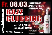 Razz Clubbing@La Boom