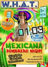 Mexican Party Night