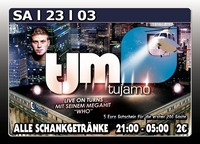 Tujamo Live on Turns@Excalibur