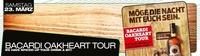 Bacardi Oakheart Tour@Evers