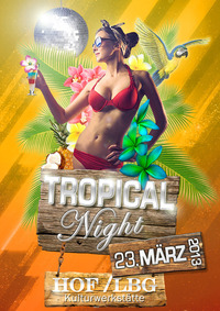 Tropical Night 2013