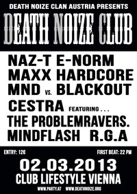 Death Noize Club@Club Lifestyle