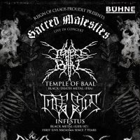 Dark Metal Saturday und Aftershow@Abyss Bar