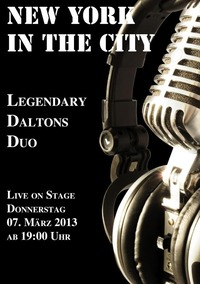 Legendary Daltons Duo im New York in the City