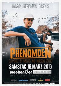Phenomden Live