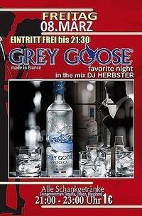Grey Goose Favorite Night