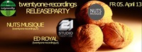 Twentyone Recordings Releaseparty mit Nuts Musique