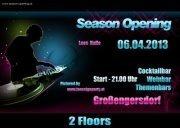 Season Opening mit 2 Floors@Groß-Engersdorf