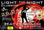 Light The Night Clubbing 4@Hatzenbach bei Stockerau