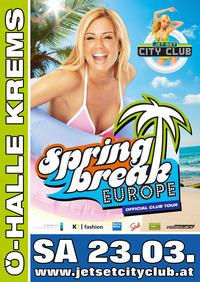 Spring Break Club Tour