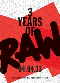 Raw31 pres.: Three Years Of Raw