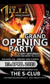 Club Zilli Grand Opening Party