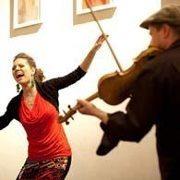 Ronja & Pawel Shalman Duett@Arena Bar Variete Theater Cafè