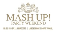 Mash Up Partyweekend