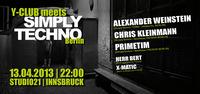 Y-Club meets Simply Techno Berlin