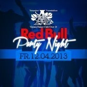 Red Bull Party Night