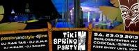 Tiki Spring Party