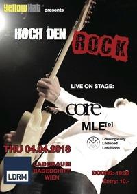LDRM Live - Hoch den Rock :: I.l.l. x MLE(e) x Core@Badeschiff