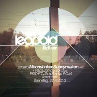 Leopold lädt ein - April Edition@Café Leopold