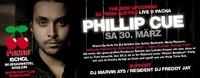 Phillip Cue - live