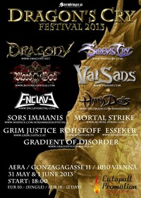 Dragon's Cry Festival 2013