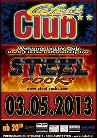 Steel-Rocks live@Cafeti Club