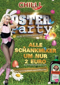 Oster Party@Chilli Bar