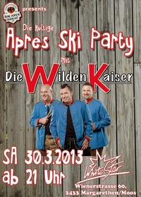 Die kultige Apres Ski Party
