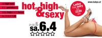 hot, high & sexy