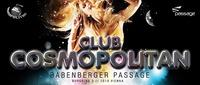 Club Cosmopolitan presents Dj Mosaken & Dj Shane@Babenberger Passage