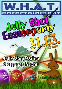 Jelly Shot Easterparty