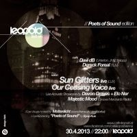 Leopold lädt ein // Poets of Sound Edition@Café Leopold