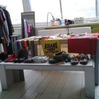 Am Hafen.der Markt #3@Badeschiff