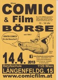 Comic & Film Börse