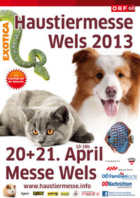 Haustiermesse Wels