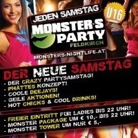 Monsters Party@Monsters Clubs