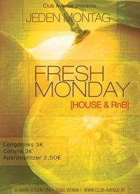 Fresh Monday@Club Avenue