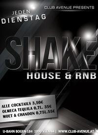 Shake@Club Avenue