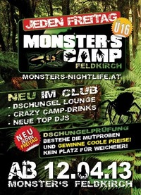 Monsters Camp@Monsters Clubs