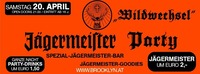 Wildwechsel - Die Jägermeister-Party@Brooklyn