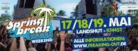 Spring Break Festival 2013 - 17. - 19. Mai@KN4ST
