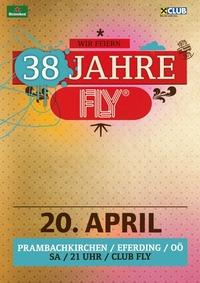 Wir feiern 38 Jahre Club FLY