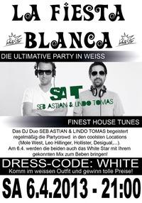 La Fieste Blanca@White Star