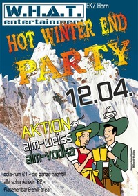 Hot Winter End Party