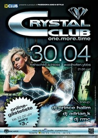 Crystal Club - One More Time@Crystal Club